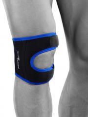 Kneskålstabiliserende knestøtte